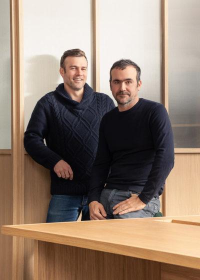 Timothé Coutellier & Lluc Giros